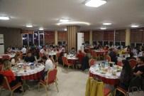 SALIH AYHAN - AB İstihdam Projesi Ekibi İftar Yemeği Düzenledi