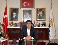 OLGUNLUK - AK Parti İl Başkanı Ercik, Kadir Gecesi Ve Ramazan Bayramı'nı Kutladı