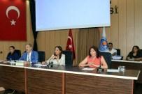 YÜKSEL MUTLU - Akdeniz Belediye Meclisi Toplandı