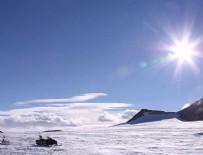 ANTARKTIKA - Antarktika'daki ozon deliği küçülüyor