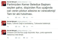 24 KASıM - Bahçeli'den Kemel Belediye Başkanı'na Kesin İhraç İstemi