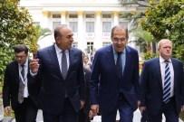 KARADENİZ EKONOMİK İŞBİRLİĞİ - Bakan Çavuşoğlu, Lavrov İle Görüştü