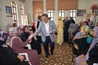 GASSAL - Belediye Başkanı Selim Yağcı, Mukabele Programında Vatandaşlarla Bir Araya Geldi