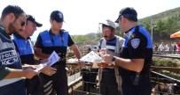TRAFİK TESCİL - Bilecik İl Emniyet Müdürlüğü Bayram Tedbirlerini Aldı