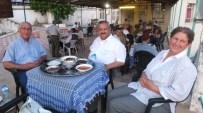 Burhaniye'de Başkan Uysal Geleneksel İftara Katıldı