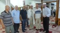 Burhaniye'de Müftü Hacı Öz Her Akşam Bir Başka Camide
