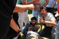 YARBAŞı - Camideki eylemcinin üzerinden el yapımı bomba çıktı