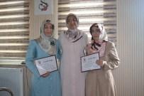 HATİCE BAYAR - Çocuklara, Dini Eğitim Veren Kuran Kursu Öğreticilerine Teşekkür Belgesi Verildi