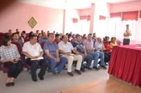 MURAT DURU - Develi'de Çözüm Odaklı Terapi Eğitim Projesi Tamamlandı