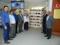 DOSTLUK KÖPRÜSÜ - Doğanşehir Anadolu Lisesi'nden Sur'a Kitap