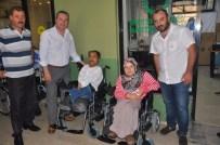 TÜRKIYE SAKATLAR DERNEĞI - Engelliler İçin En Güzel Bayram Hediyesi