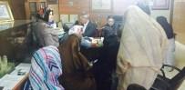 İBRAHİM HAKKI HAZRETLERİ - ERİHDER 600 Aileye Gıda Ve Giyim Yardımında Bulundu