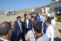 VEDAT DEMİRÖZ - Gıda Tarım Ve Hayvancılık Bakanı Çelik Siirt'te