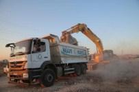 KONUKLU - Haliliye'de Yol Ağı Her Geçen Gün Genişliyor