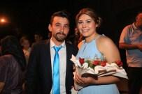 SALİH TURHAN - İHA Muhabiri Demet Leyne Evliliğe İlk Adımını Attı