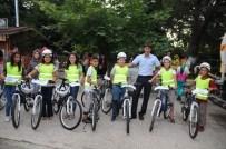 Kalkım Belediyesinden Öğrencilere Bisiklet