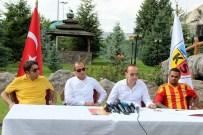 AHMET YıLDıZ - KAYSERİSPOR Welliton İle 2 Yıllık Sözleşme İmzaladı