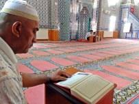 KıRKA - Kırka'daki Camilerde Ramazan Ayı Boyunca Mukabele Okundu