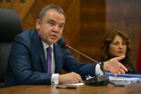 EĞİTİM KOMİSYONU - Konyaaltı Belediye Meclisi Terörü Lanetledi