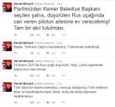 24 KASıM - MHP Lideri Devlet Bahçeli'den Kemer Belediye Başkanı Gül'e İhraç İstemi