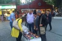 MERCIMEK ÇORBASı - Ramazan Ayında Oruçlarını Bakliyat İle Açtılar