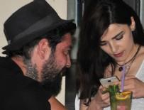 SELAMİ ŞAHİN - Rıza Esendemir yeni sevgilisiyle görüntülendi