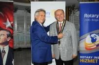 ÇOCUK FELCİ - Rotary'de Yeni Dönem Başladı