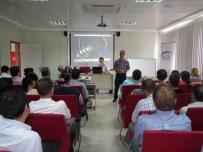 ÇANAKKALE VALİLİĞİ - SGK İl Müdürlüğü Personeline Temel Afet Bilinci Eğitimi