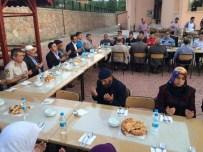 Uğurludağ'da Şehit Ve Gazi Ailelerine İftar