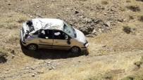 MAHMUR - Adıyaman'da Düğün Konvoyu Kana Bulandı Açıklaması 1 Ölü, 4 Yaralı