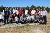 GENÇLİK VE SPOR İL MÜDÜRÜ - Avcılar Kütahya'da Yarıştı