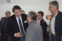 AĞLAMA DUVARı - Aydemir, Meclis Özel'e Konuştu