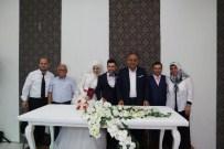 Belediye Personeli Cihan, Ayşegül İle Dünya Evine Girdi