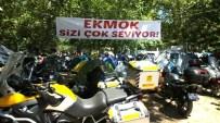 Burhaniye'de Motosiklet Festivali Düzenlendi