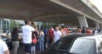 TAKIM OTOBÜSÜ - Galatasaray İsviçre'de