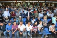 Vali Arslantaş, Kemah'ta Kererspor İle Dedekspor Karşılaşmasını İzledi