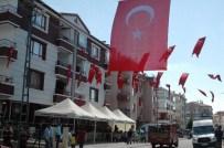 Van Şehidi Eyüp Öksüz'ün Ankara'daki Baba Ocağına Ateş Düştü