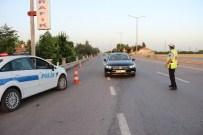 TRAFİK TESCİL - 152 Bin Nüfuslu Karaman'a 9 Günde 340 Bin Araç Giriş Çıkış Yaptı