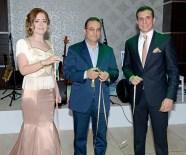 MUAMMER TÜRKER - ATSO Başkanı Çetin'in Mutlu Günü