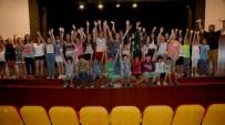 ŞEHİR TİYATROSU - Büyükşehir'den 9 Branşta Sanat Eğitimi
