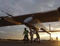 CHONGQING - Solar Impulse 2 Mısır'a doğru yola çıktı