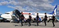 HAVA TAŞIMACILIĞI - Erzurum-Antalya Uçak Seferleri Başladı