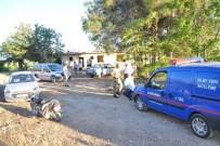 MAHMUT YıLMAZ - Gaziantep'te Erkek Cesedi Bulundu