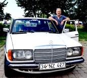 KEMAL SUNAL - Kemal Sunal'ın Mercedesi'ne Gözü Gibi Bakıyor