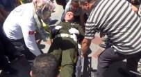 ŞEHİT CENAZESİ - Şehit cenazesinde üzücü kaza!