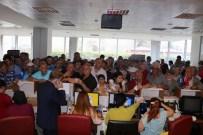 Trabzon Büyükşehir Belediyesi'nde 'Trabzonkart' Yoğunluğu