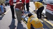 ATV - Uludağ'da ATV Kazası Açıklaması Arap Turist Yaralandı