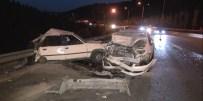 Ankara'da İki Ayrı Kaza: 1 Ölü, 3 Yaralı