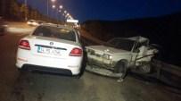 Başkent'te 2 Ayrı Trafik Kazası Açıklaması 1 Ölü, 3 Yaralı