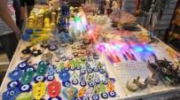 TÜRKIYE SAKATLAR DERNEĞI - Burhaniye'de Engellilerin El Emeği Değerlendi
